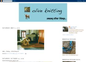 oliveknitting.blogspot.com