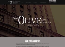 olivelawfirm.com