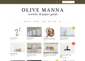 olivemanna.com