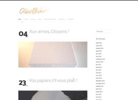 oliveolivier.com