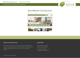 olivepropertygroup.com