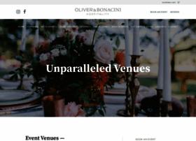 oliverbonacinievents.com