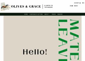 olivesandgrace.com