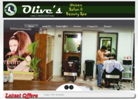 olivesbeautyspa.com