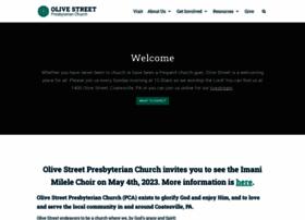 olivestreetpres.org