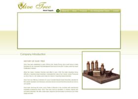 olivetreecosmetic.com