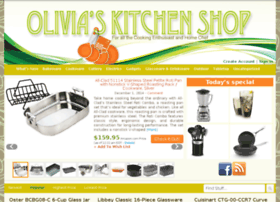 oliviaskitchenshop.com