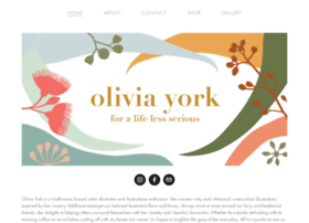 oliviayorkdesign.com