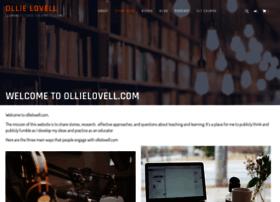 ollielovell.com