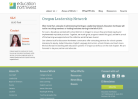 oln.educationnorthwest.org