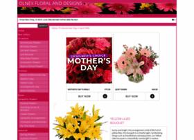 olneyfloralanddesigns.com