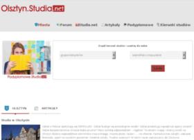 olsztyn.kierunki.net