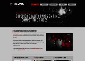 olwinmetalfab.com