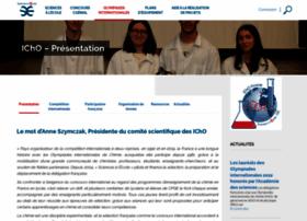 olympiades-de-chimie.org