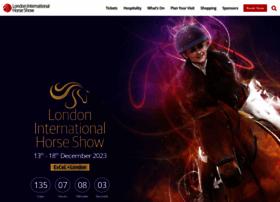 olympiahorseshow.com