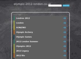 olympic-2012-london.co.uk