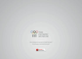 olympicjourney.olympic.org