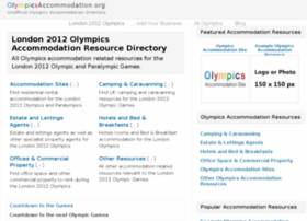 olympicsaccommodation.org