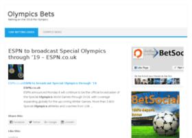 olympicsbets.com
