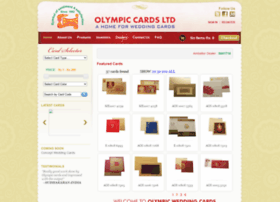 olympicweddingcards.com