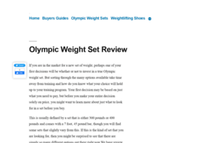 olympicweightsetreview.com