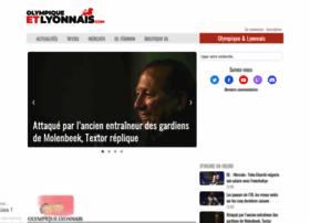 olympique-et-lyonnais.com