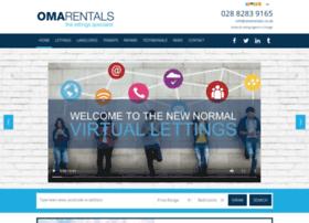 omarentals.co.uk