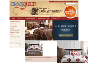 omasquilts.com