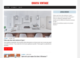 omaya-vintage.com