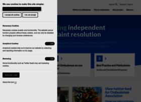 ombudsmanassociation.org