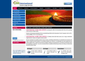 omcourierservice.com