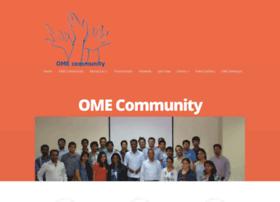 omecommunity.org