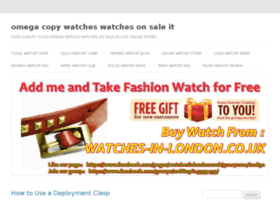 omega-copy-watches.watchesonsale.it