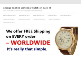omega-replica-watches.watchonsale.nl