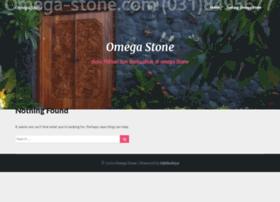 omega-stone.com