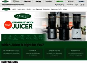 omegajuicers.com