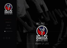 omegamartialarts.com