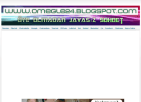 omegle24.blogspot.com