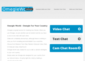 omegleworld.com