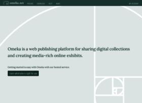 omeka.net