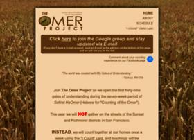 omerproject.com