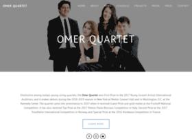 omerquartet.com