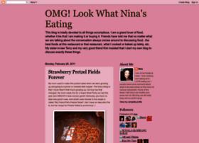 omglookwhatninaseating.blogspot.com