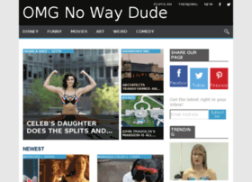 omgnowaydude.com
