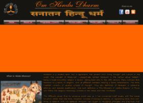 omhindudharm.com