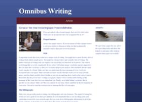 omnibuswriting.com