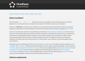 omnifaces.org