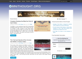 omnithought.org