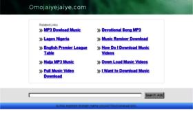 omojaiyejaiye.com
