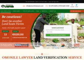 omonilelawyer.com